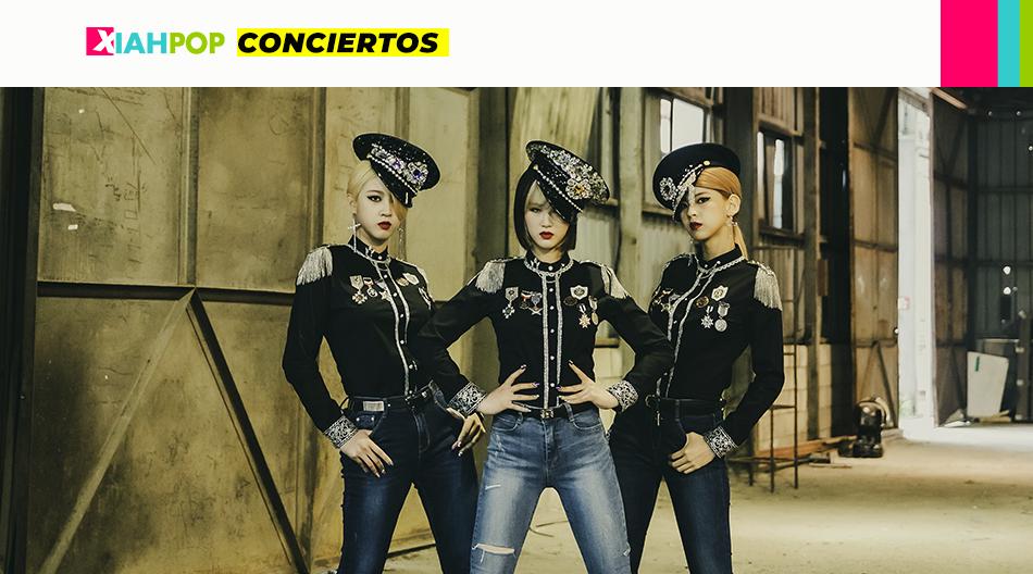 ¡3YE brindará el primer show online de Kpop exclusivo para LATAM!