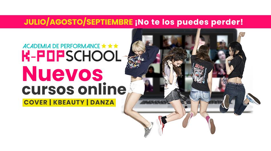K-Pop School: la academia anuncia próximos cursos virtuales