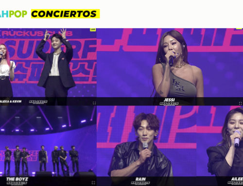 ¡El festival online K-pop SuperFest culmina su jornada exitosamente!