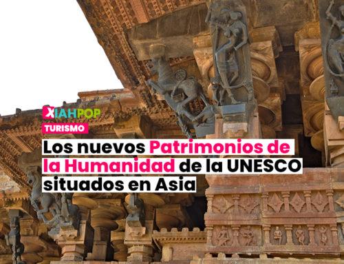 Estos son los nuevos Patrimonios de la Humanidad de la UNESCO en Asia