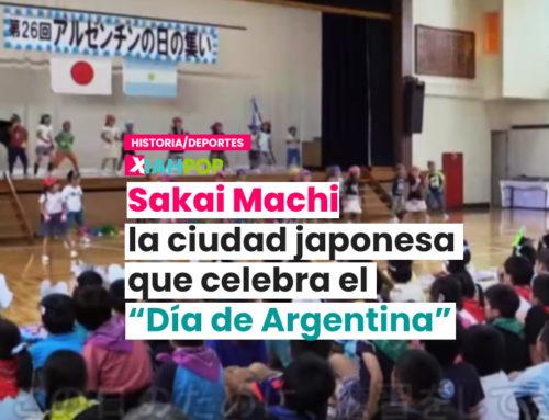 Sakai Machi, la ciudad de Japón que celebra «El Día de Argentina»