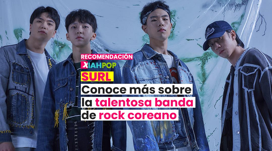 Adéntrate en la música indie de Corea: conoce a la banda de rock SURL