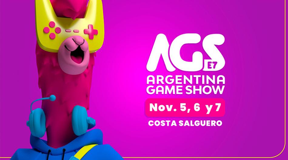 Argentina Game Show regresa al formato presencial en noviembre.