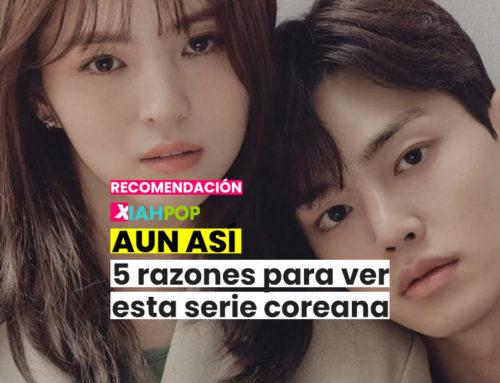 Aun así (Nevertheless): Cinco razones para ver esta serie coreana.
