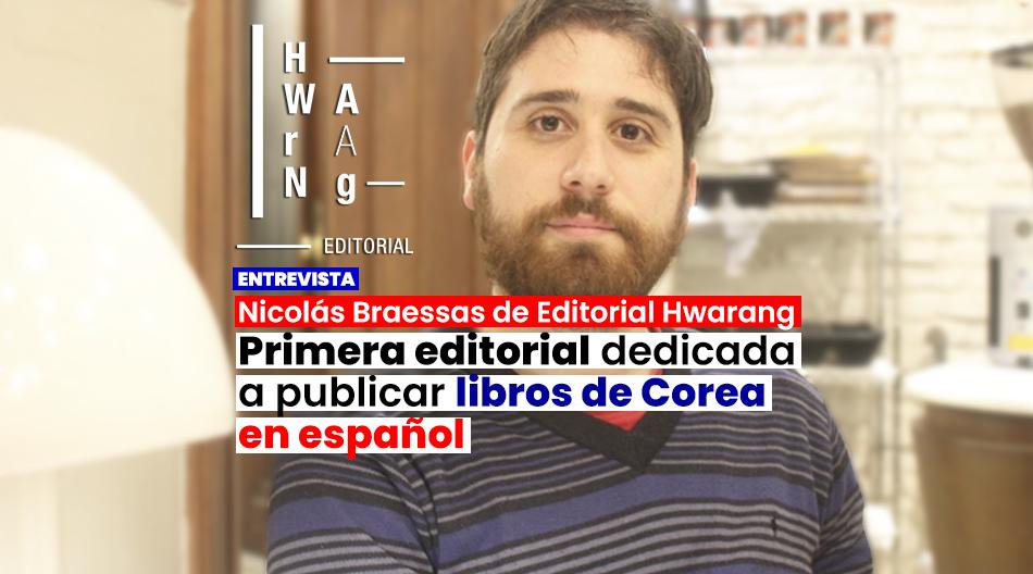 Conoce a Hwarang, la editorial que publica literatura coreana en español