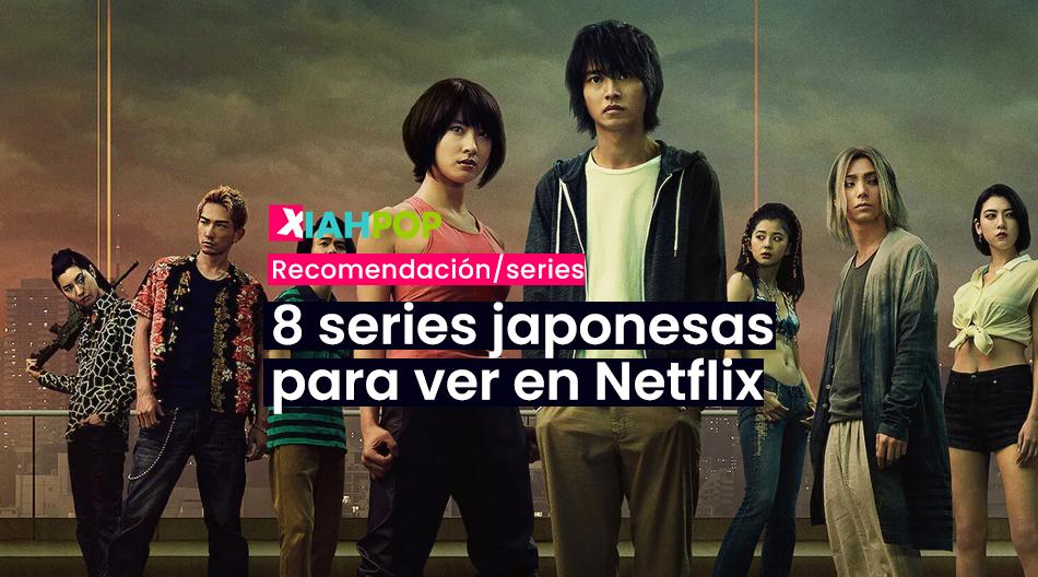 8 series japonesas en español para ver en Netflix