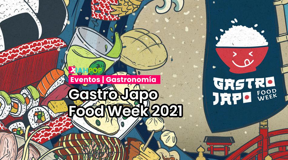¡Nueva edición de Gastro Japo Food Week!