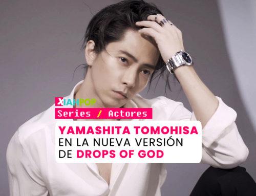 Yamashita Tomohisa estará en la nueva versión de Drops of God