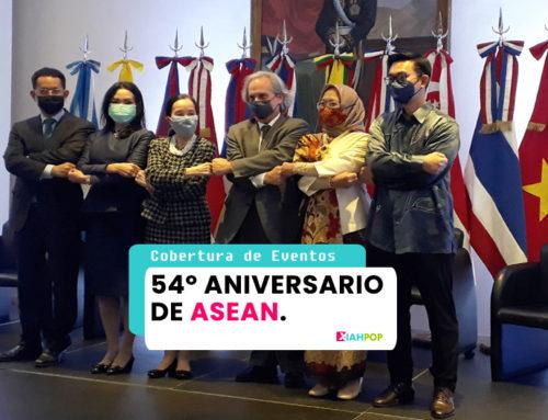Argentina celebra el 54º aniversario de la creación de ASEAN
