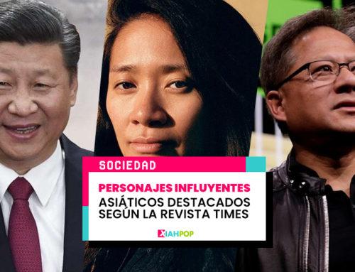 TIME: Los asiáticos más influyentes del 2021