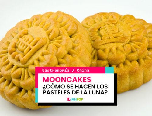 Mooncakes: ¿Cómo se hacen los pasteles de la luna?