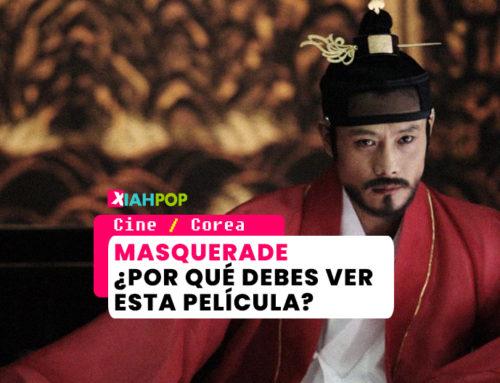 Razones por las que debes ver la película coreana Masquerade