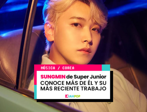 ¡Conoce más de Sungmin de Super Junior!