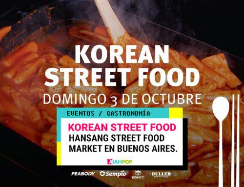 Korean Street Food en Buenos Aires