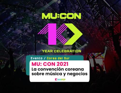 MU: CON 2021: La convención oficial del entretenimiento coreano