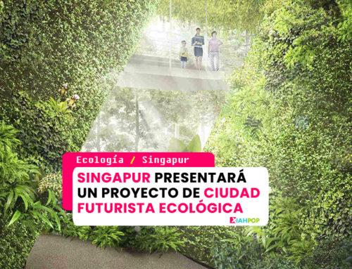 Singapur presentará en la Expo Dubai 2020 una «ciudad verde del futuro»