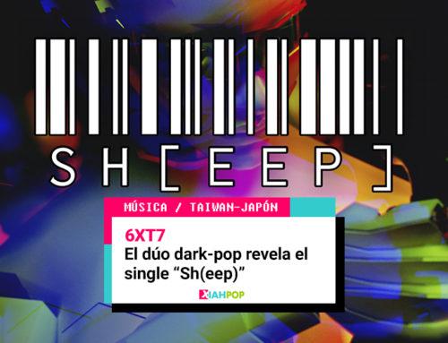 """6XT7 ironiza la adicción a las redes sociales en el single """"Sh(eep)"""""""