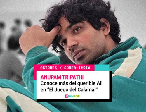 """Cinco datos sobre Anupam Tripathi, Ali en el """"El Juego del Calamar"""""""