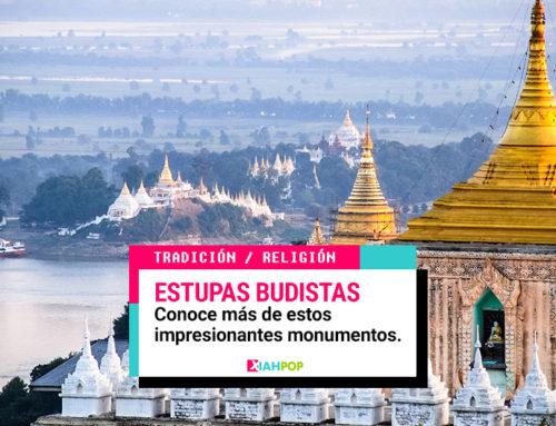 ¿Qué son las estupas? Monumentos religiosos del budismo