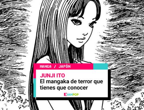 Junji Ito: el mangaka de terror que tienes que conocer