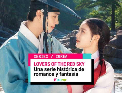 """""""Lovers of the Red Sky"""", la serie histórica de romance y fantasía"""