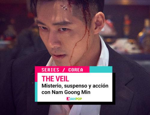 "Primer vistazo: ""The Veil"" con Nam Goong Min"