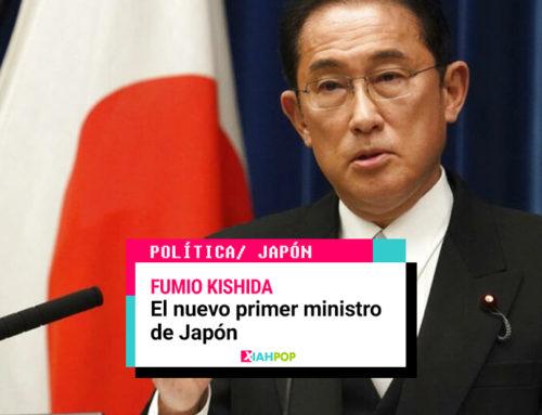 Japón tiene nuevo primer ministro:  Fumio Kishida